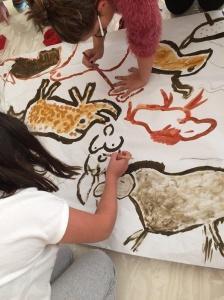 Atelier Art Prehistorique à Aurignac