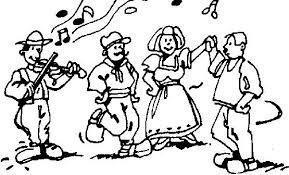 Atelier de danses occitanes à Cierp-Gaud
