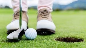 Compétition de Golf