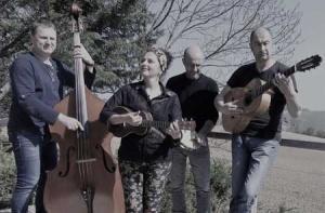 Rosi Garrido Quartet à La Pistouflerie - Cassagnabère