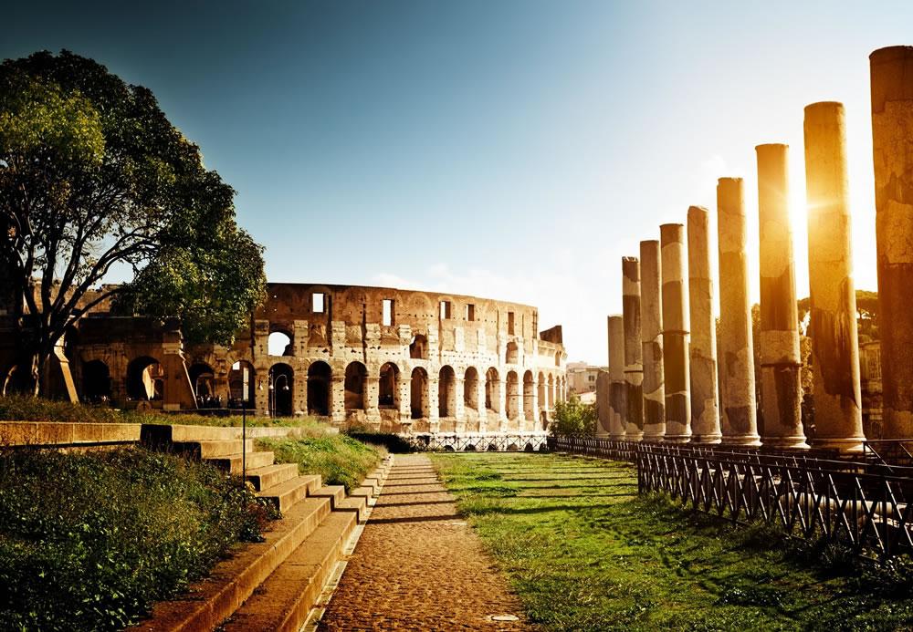 Voyage à Rome (démo)